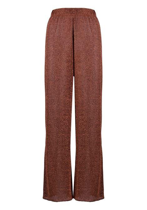 Wide-leg trousers OSÉREE | Trousers | LPF202BRWN