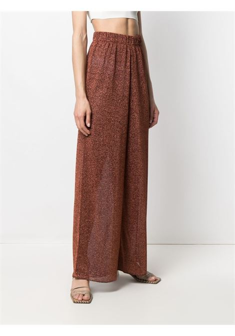 Pantaloni a gamba ampia Donna OSÉREE | LPF202BRWN