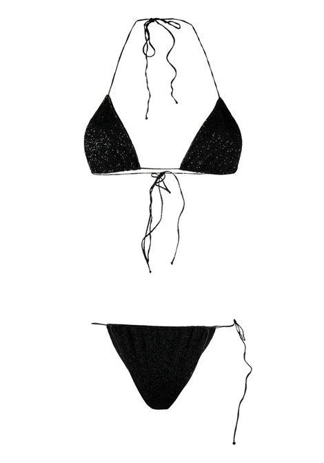 Lumiere bikini set OSÉREE | Swimwear | LTS216BLK