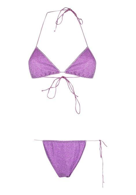 Lurex microkini lumiere bikini OSÉREE | Swimwear | LTS216LLC