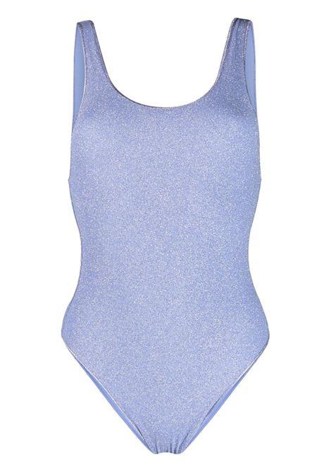 Metallic swuimsuit OSÉREE | Swimwear | SIS205LVNDR