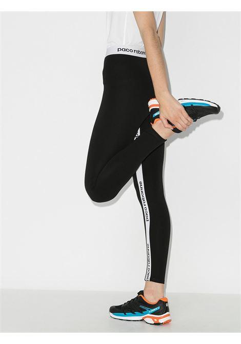 Leggings con logo Donna PACO RABANNE | 19EJPA001VI0071P001