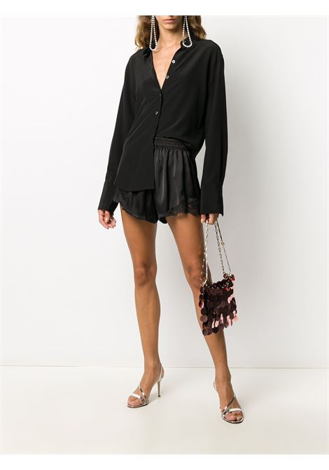 Lace detail shorts PACO RABANNE | 20ECPA069P00180P001