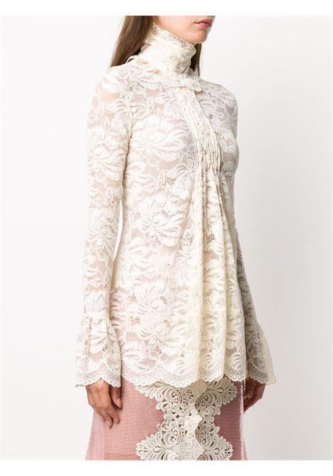 High-neck blouse PACO RABANNE | 20HJT0272PA0170P105
