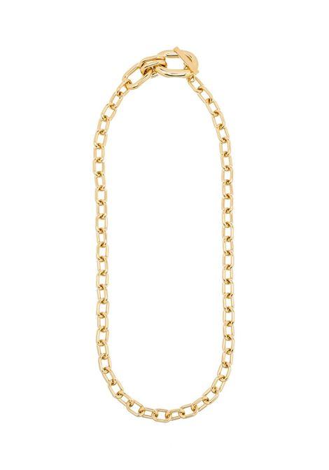 Wrap around necklace PACO RABANNE | Necklaces | 20PBB0088MET077P710