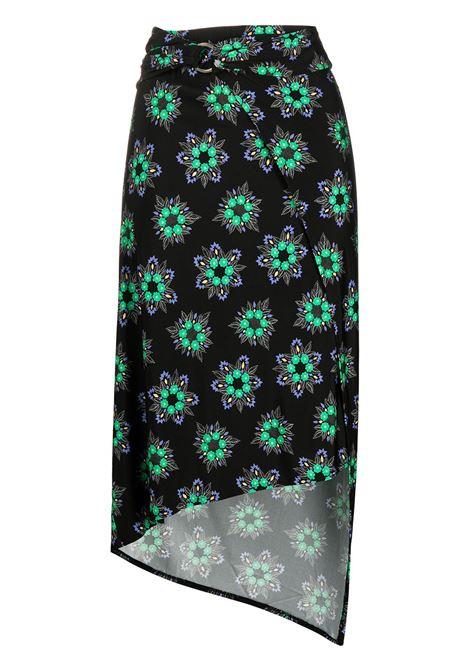 Asymmetric skirt PACO RABANNE | Skirts | 21PJJU127VI0269V065