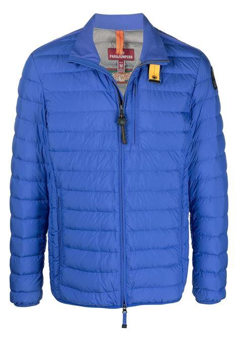 Parajumpers scott jacket men royal PARAJUMPERS | Outerwear | 21SMPMJCKSL04516