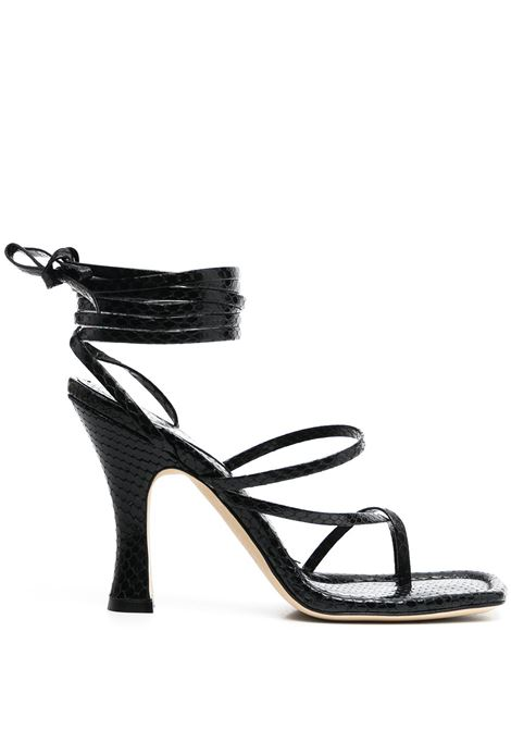 Strappy sandals PARIS TEXAS | Sandals | PX577XPCLSNRLV