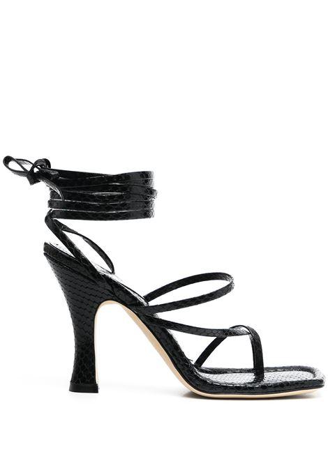 Paris Texas sandali con cinturino donna nero lava PARIS TEXAS | Sandali | PX577XPCLSNRLV