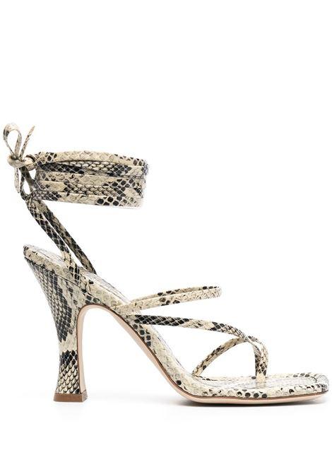 Paris Texas sandali con cinturino donna desert PARIS TEXAS | Sandali | PX577XPMBB116