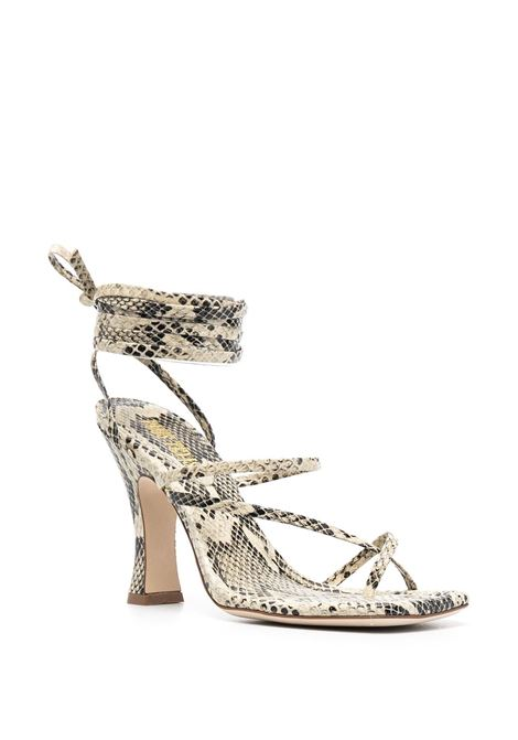 Sandali con cinturino Donna PARIS TEXAS | PX577XPMBB116