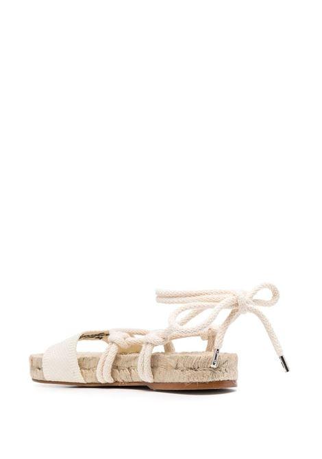 Sandali con ricamo Donna PHILOSOPHY DI LORENZO SERAFINI X MANEBI | A630282072