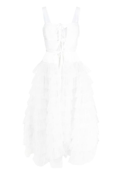 Sheer-tulle dress 
