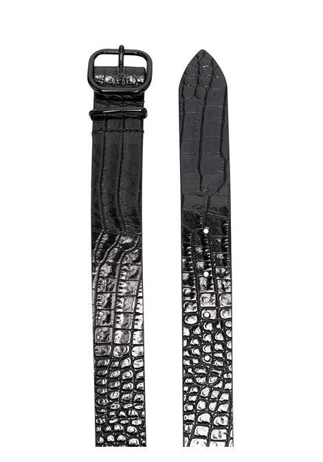 Cintura con effetto coccodrillo Donna PHILOSOPHY DI LORENZO SERAFINI   A3005770555
