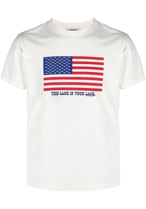 T-shirt con stampa Uomo PHIPPS | PHSS21N011J002WHT