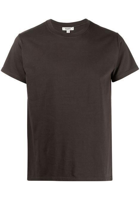 T-shirt a girocollo Uomo PHIPPS | T-shirt | PHSS21N01J002BLKBR