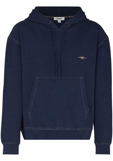 Logo sweatshirt PHIPPS | PHSS21N18J001NV