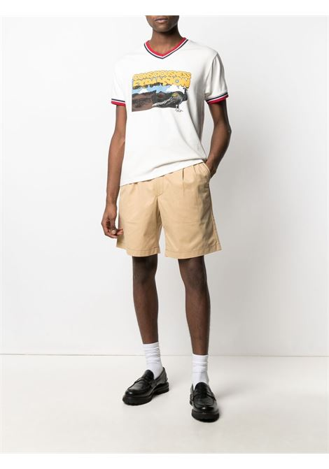 Graphic-print T-shirt PHIPPS   PHSS21N371J002WHT