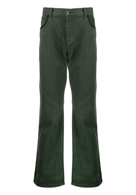Phipps jeans dritti uomo bottle green PHIPPS | Jeans | PHSS21P18C005BTTLGRN
