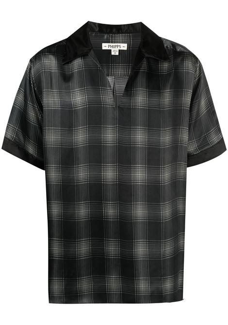 Camicia a quadri Uomo PHIPPS | Camicie | PHSS21S10CU001PLD