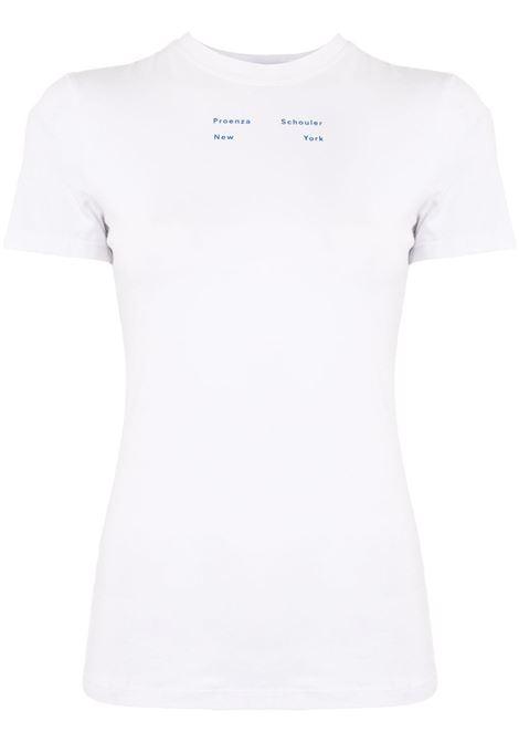 PROENZA SCHOULER PROENZA SCHOULER | T-shirt | WL211422600101