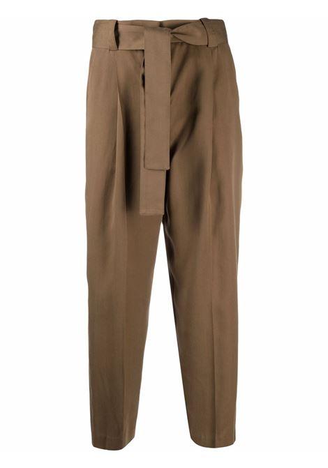Pantaloni crop donna PT01   Pantaloni   VSBNZ00STDEX190155