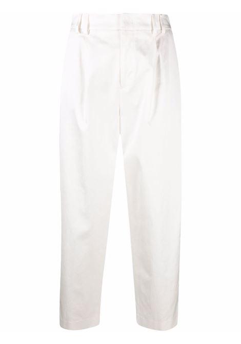 Pantaloni sartoriali crop donna PT01   Pantaloni   VSDAZ00STDEX120010