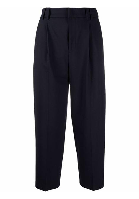 Pantaloni sartoriali crop donna PT01   Pantaloni   VSDAZ00STDTO990360