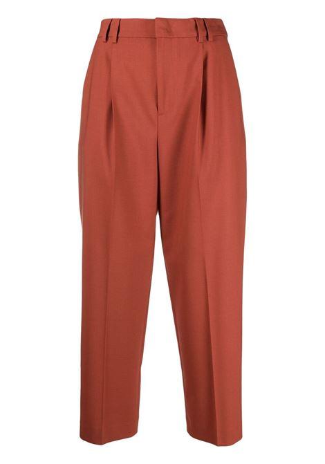 Pt01 pantaloni crop donna 0870 PT01 | Pantaloni | VSDAZ00STDTO990870