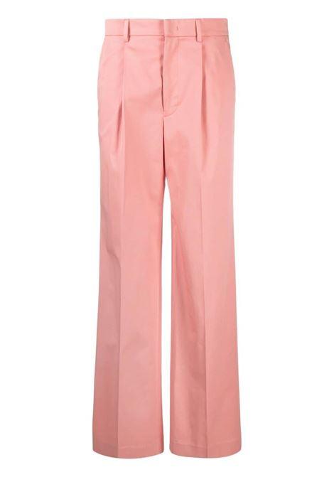 Pantaloni dritti donna PT01   Pantaloni   VSLLZ00STDEX170610