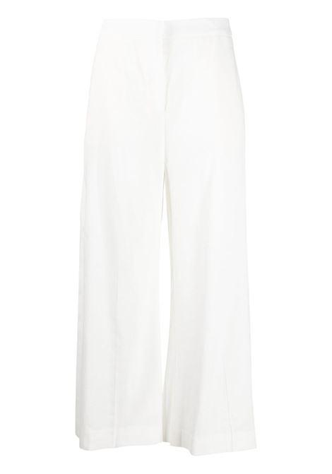 Pt01 pantaloni a gamba ampia donna 0010 PT01 | Pantaloni | VSMIZ00STDEL030010
