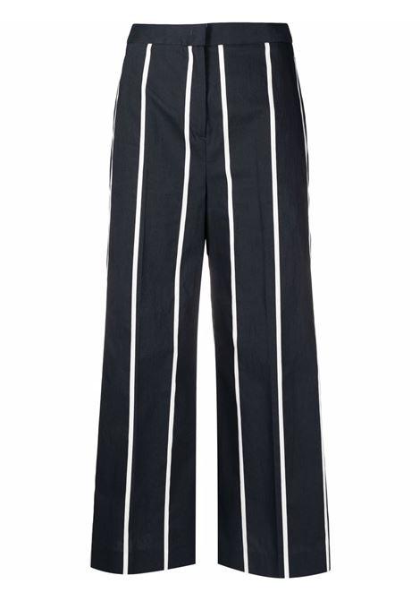 Striped palazzo trousers women PT01 | Trousers | VSMIZ00STDLB020360