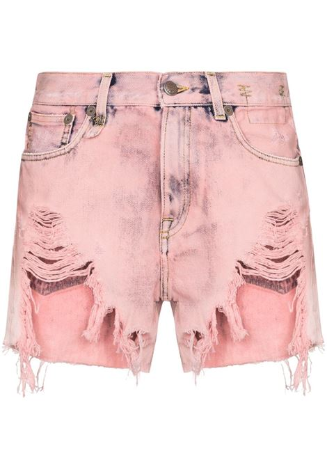 Shorts con vita media Donna R13 | R13W0190532B553