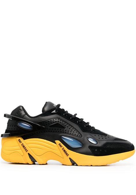 Raf simons sneakers cyclon 21 donna black yellow RAF SIMONS | Sneakers | HR740003L0009