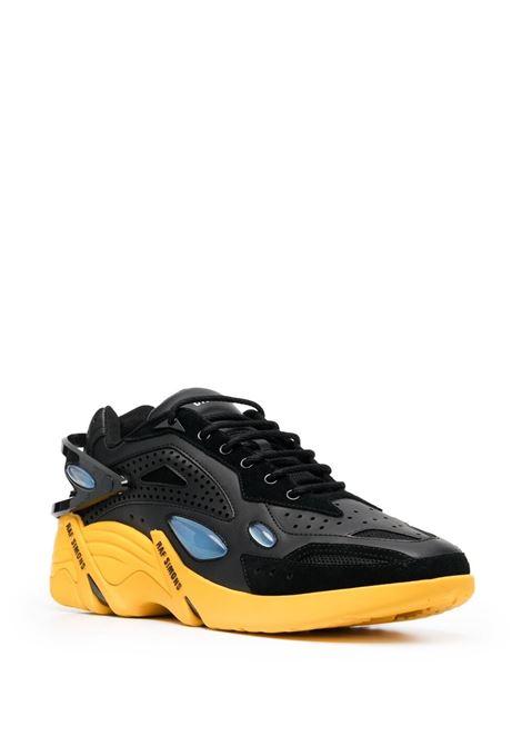 Raf simons sneakers cyclon 21 donna black yellow RAF SIMONS | HR740003L0009