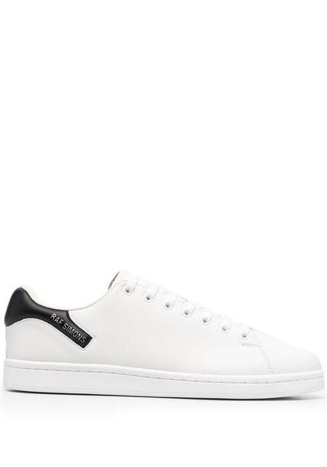 Raf simons sneakers orion uomo orion white black RAF SIMONS | Sneakers | HR760001S0062