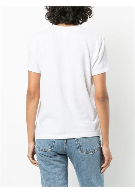 T-shirt con stampa donna RE/DONE | 0242WLSTE658