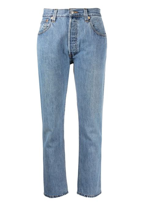 Re/done high-rise jeans women indigo RE/DONE | Jeans | 1003HRACINDG