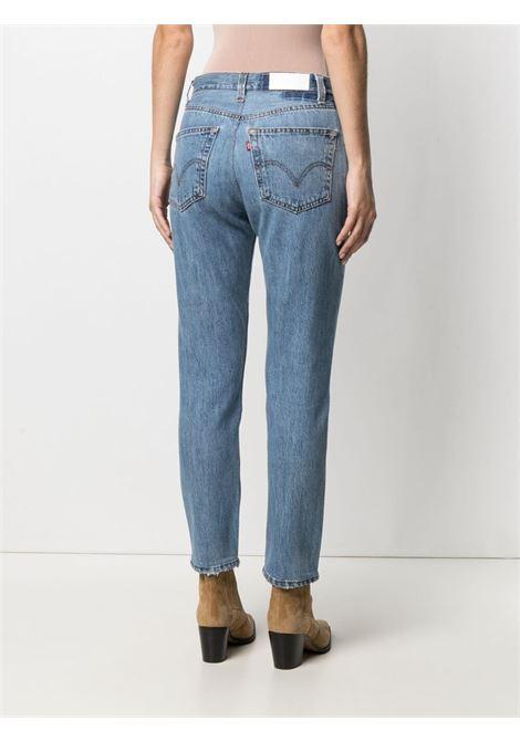 Jeans a vita alta Donna RE/DONE   1003HRACINDG
