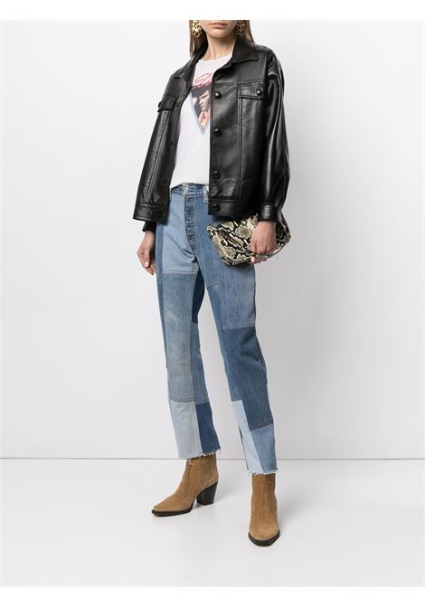 Jeans con design patchwork Donna RE/DONE   1186PJINDG