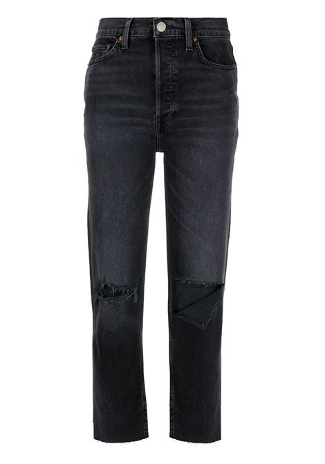 RE/DONE RE/DONE | Jeans | 1653WSTV27FDDCLWTHRPS