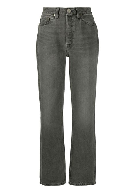 Jeans dritti RE/DONE | Jeans | 1663WHRLVNTGASHGRY