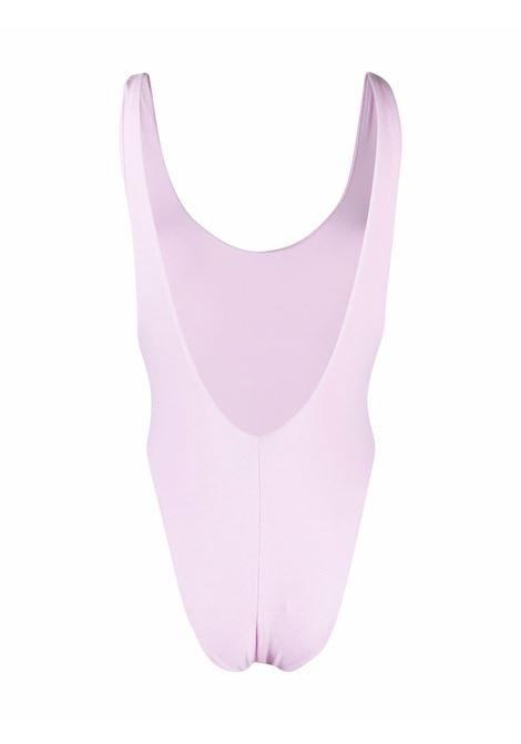 Costume intero tessuto spugna a girocollo rosa- donna REINA OLGA   FUNKYPNKTRRY