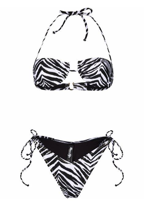 Bikini con stampa zebrata donna REINA OLGA | Costumi | PENNYZBR