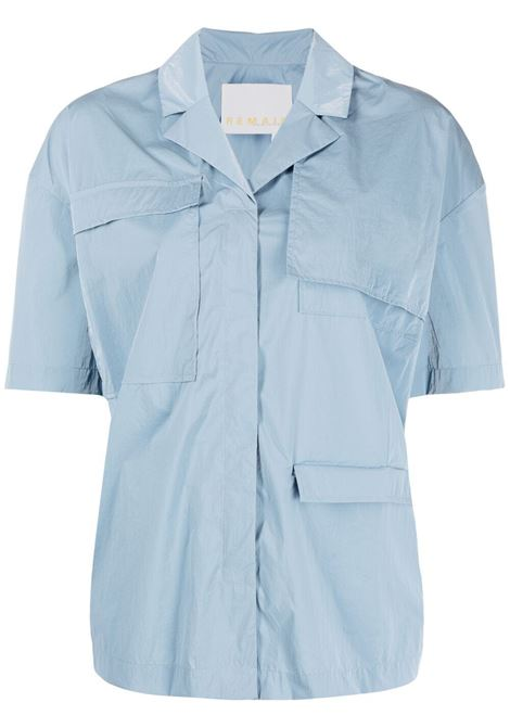 Remain camicia ashley blue donna REMAIN | Camicie | RM132164013