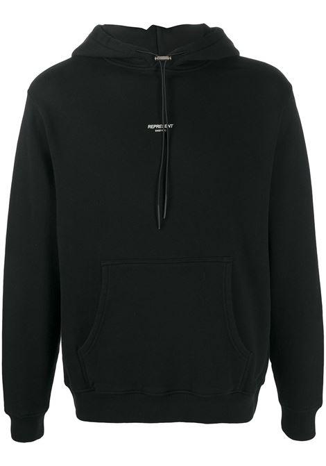 Represent logo sweatshirt  men black REPRESENT | Sweatshirts | M0404301