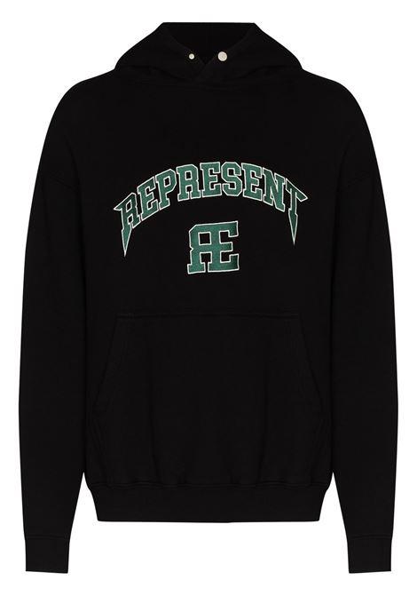 Represent logo sweatshirt  men black REPRESENT | Sweatshirts | M0409601