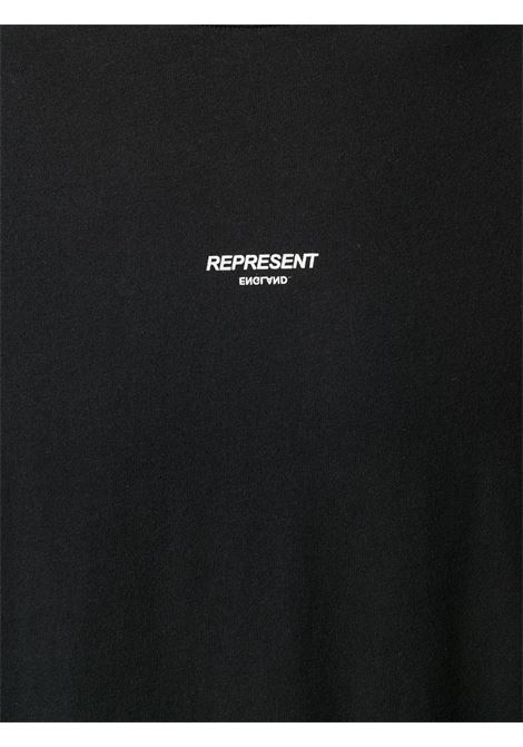 T-shirt con logo Uomo REPRESENT | M0504401