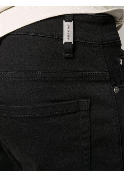 Represent jeans black men REPRESENT | M0704301