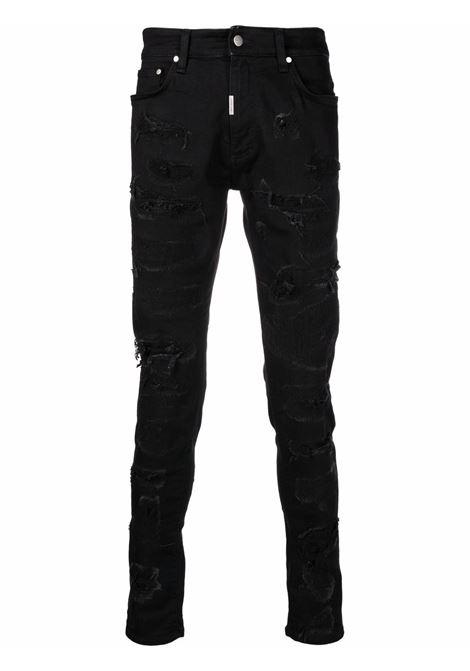 Represent raw-cut jeans men black REPRESENT | Jeans | M0704701